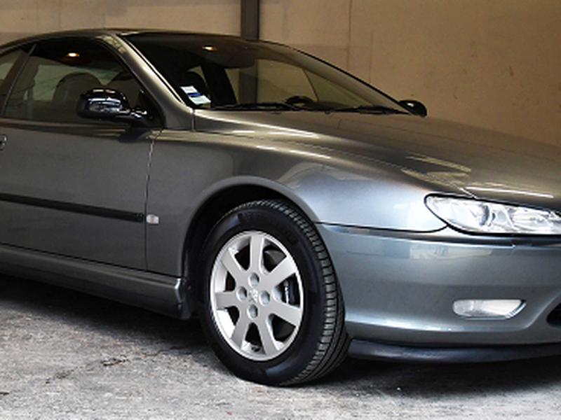 406 Coupé V6 Pack